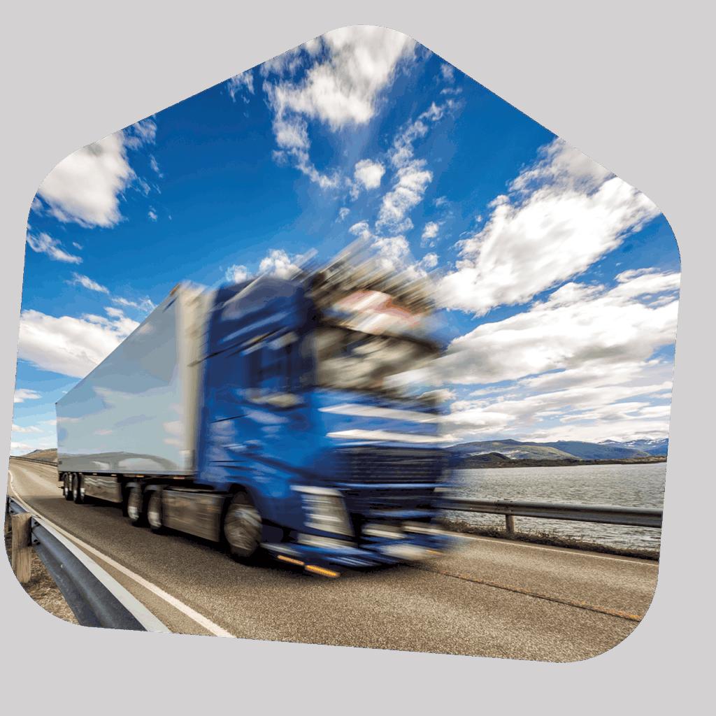 Vrachtwagen spoedontruiming